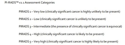 איבחון מוקדם של סרטן הערמונית 2